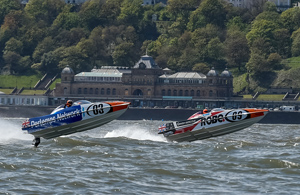 Powerboat P1 2