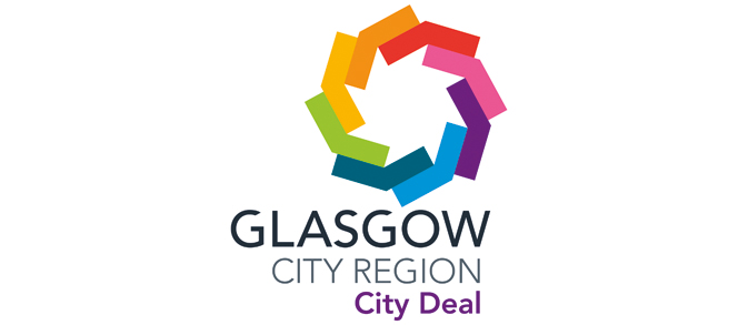 Glasgow City Region City Deal Logo