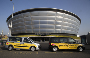 Glasgow Taxis 15